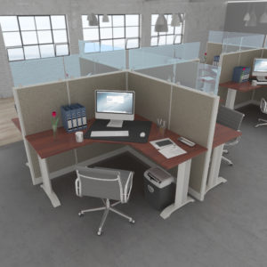 Quality 5x5 Cubicles
